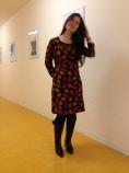 26.Kleid mit Kanzashi-Brosche18